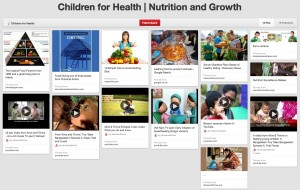 The Children for Health Board on Nutrition