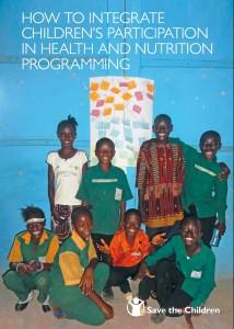 Save The Children | Children's Participation In Health