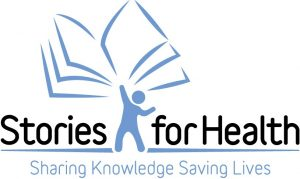 Stories for Health Logo
