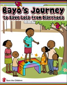 "Bayo's Journey: A ""Speaking Book"""