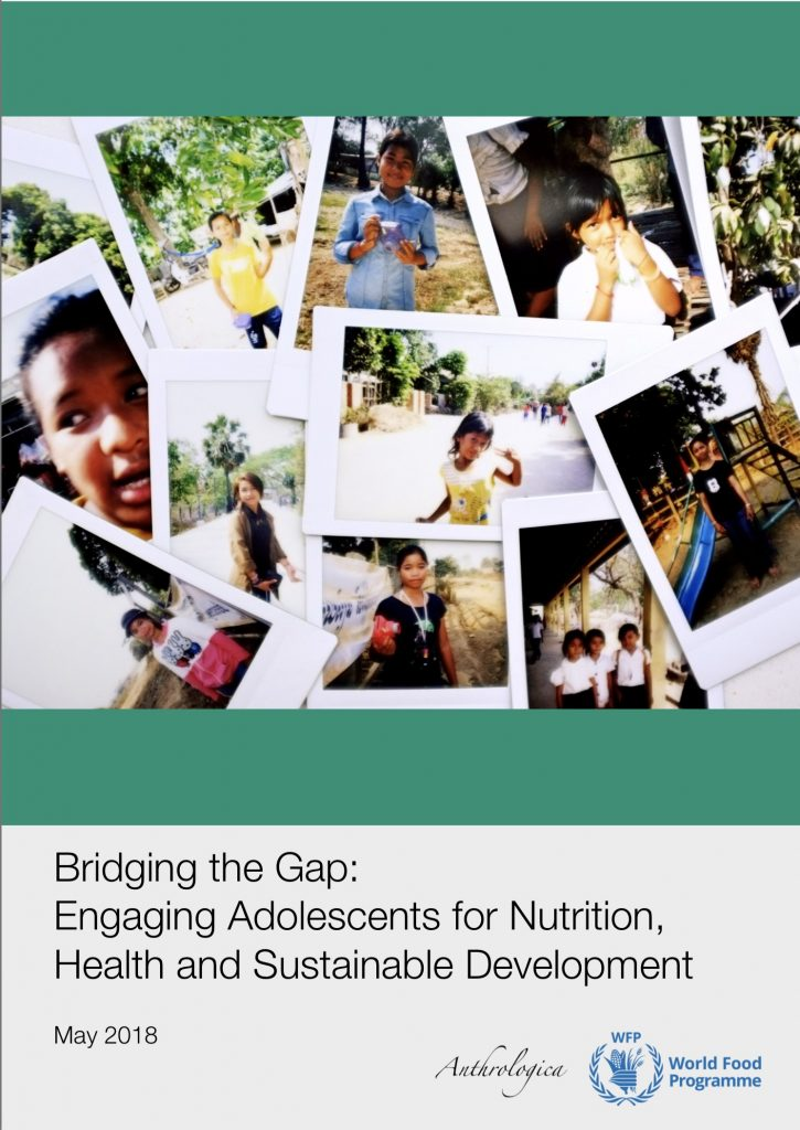 Study on Adolescent Nutrition